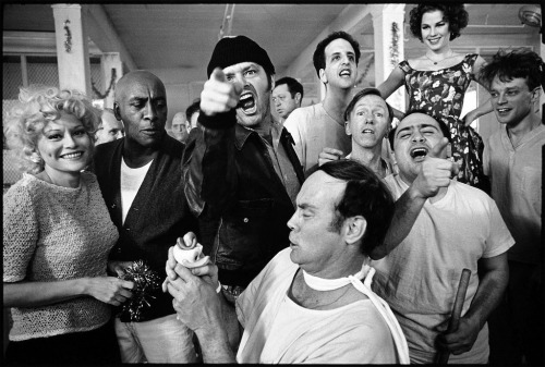 One Flew Over the Cuckoo's Nest with Jack Nicholson