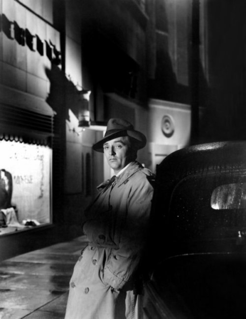 Robert Mitchum out of the past