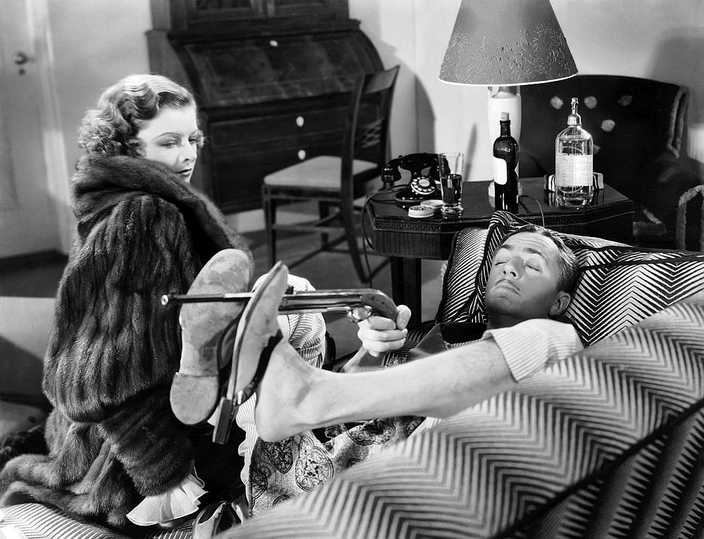Nick & Nora Charles in The Thin Man