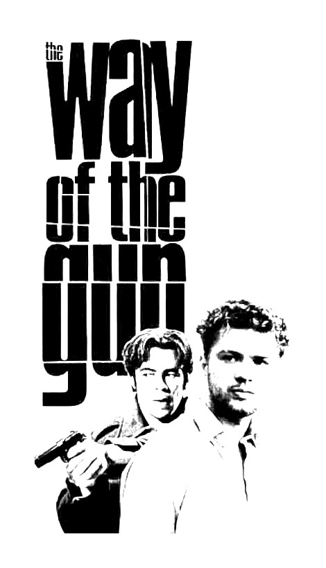 Way of the Gun theatrical poster