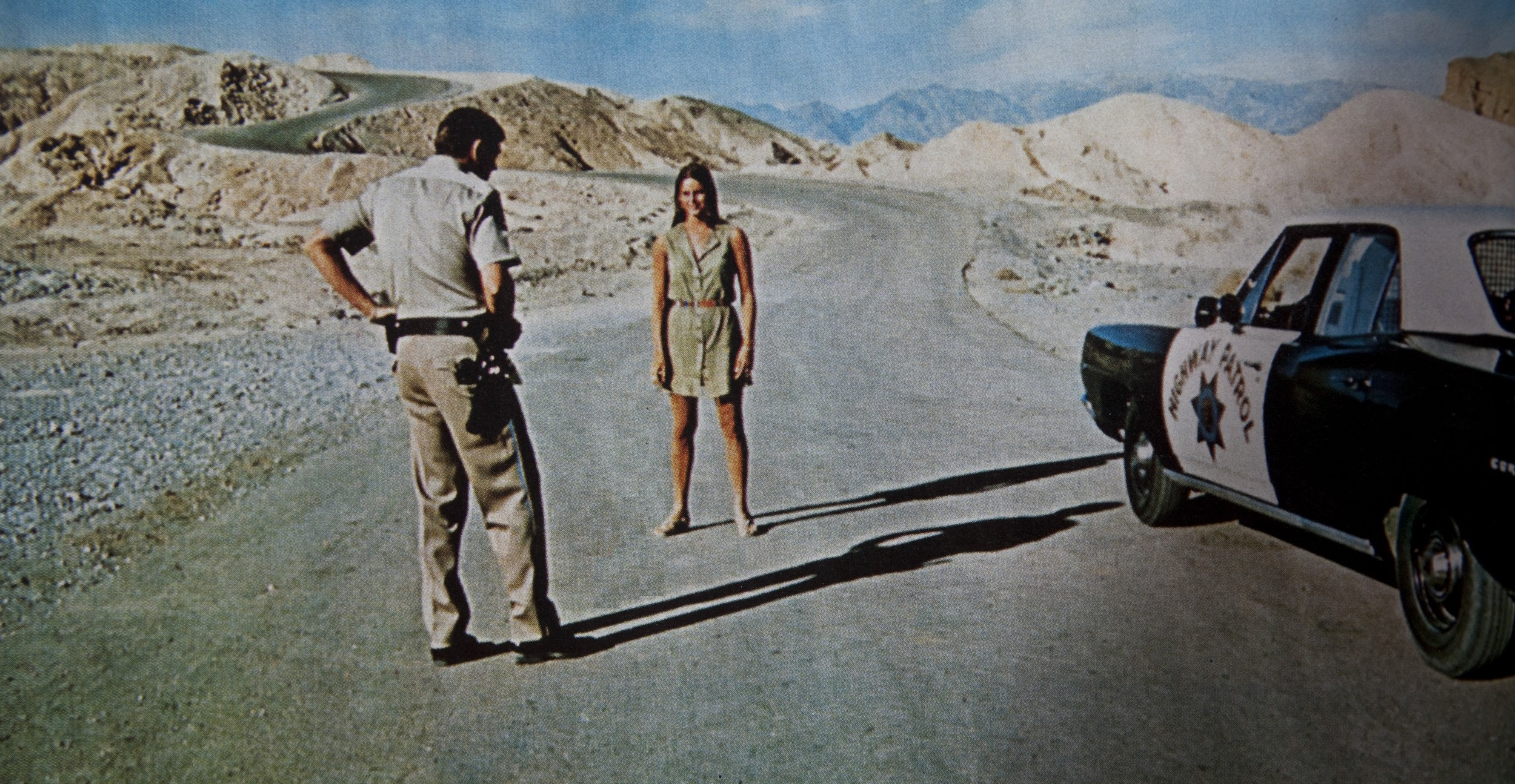 Zabriskie Point cops