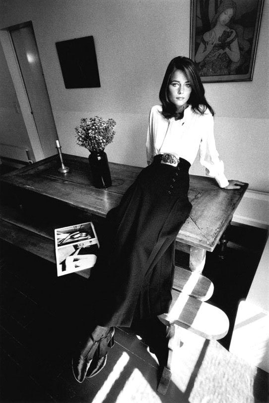 Charlotte Rampling in the 60's