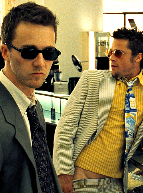 Fight Club The Narrator and Tyler Durden