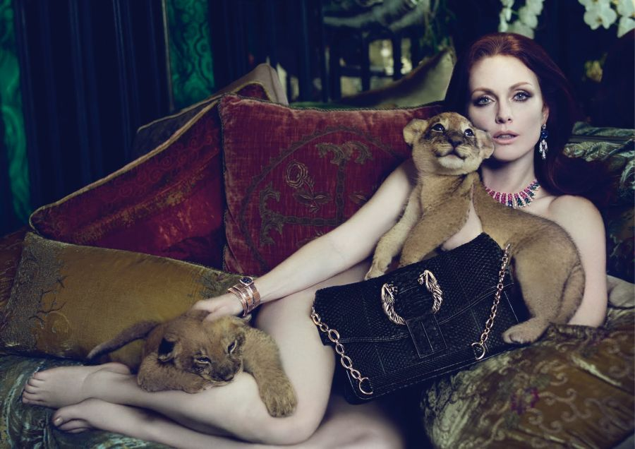julianne moore bulgari