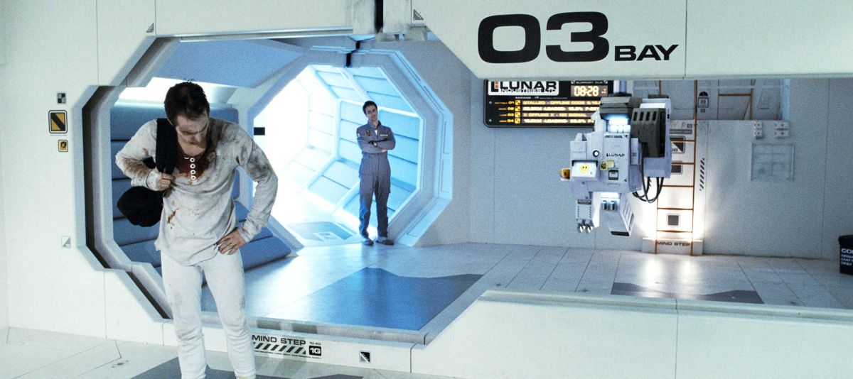 Moon is the first feature film directed by commercial director Duncan Jones