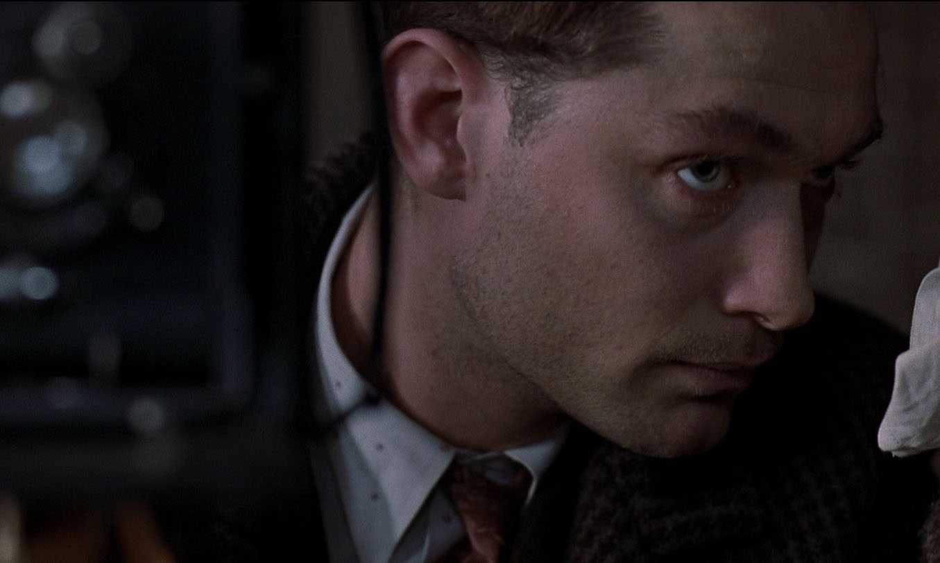 jude law in Road to Perdition