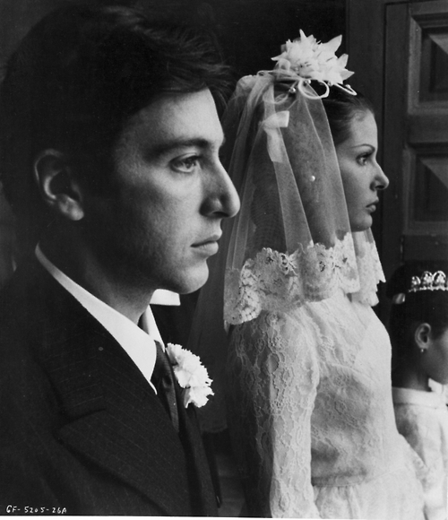 the godfather marriage