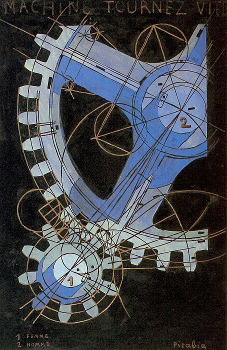 Machine Turn Quickly, Francis Picabia