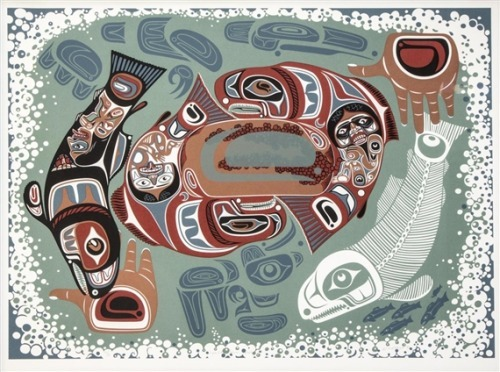 Cycle of the Salmon People   Robert Vogstad