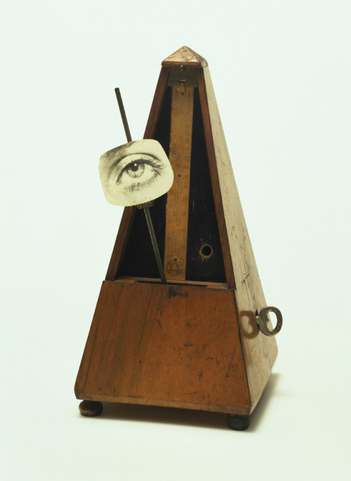 man ray     Indestructible Object  or Object to Be
