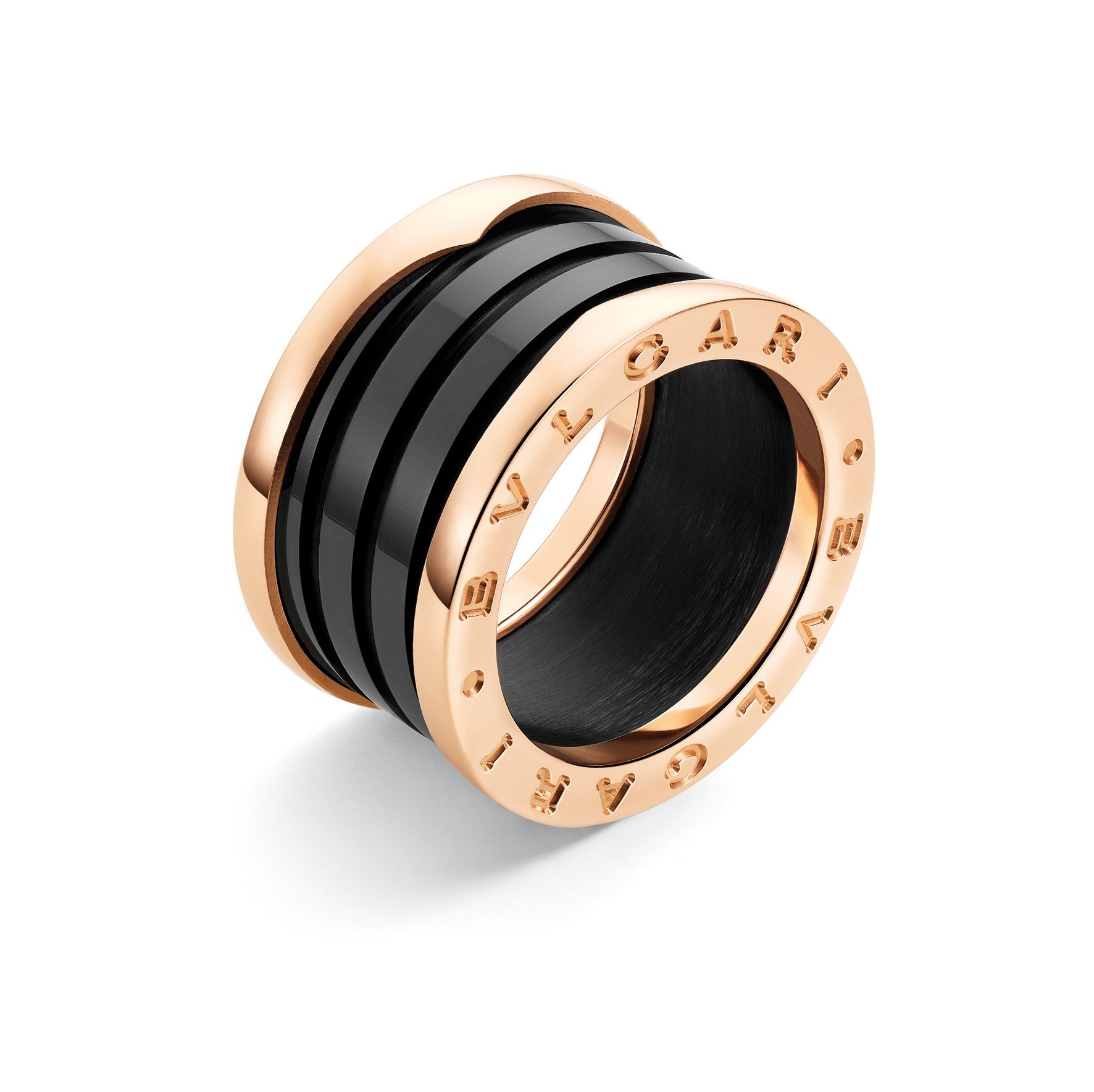 Bulgari ring in gold
