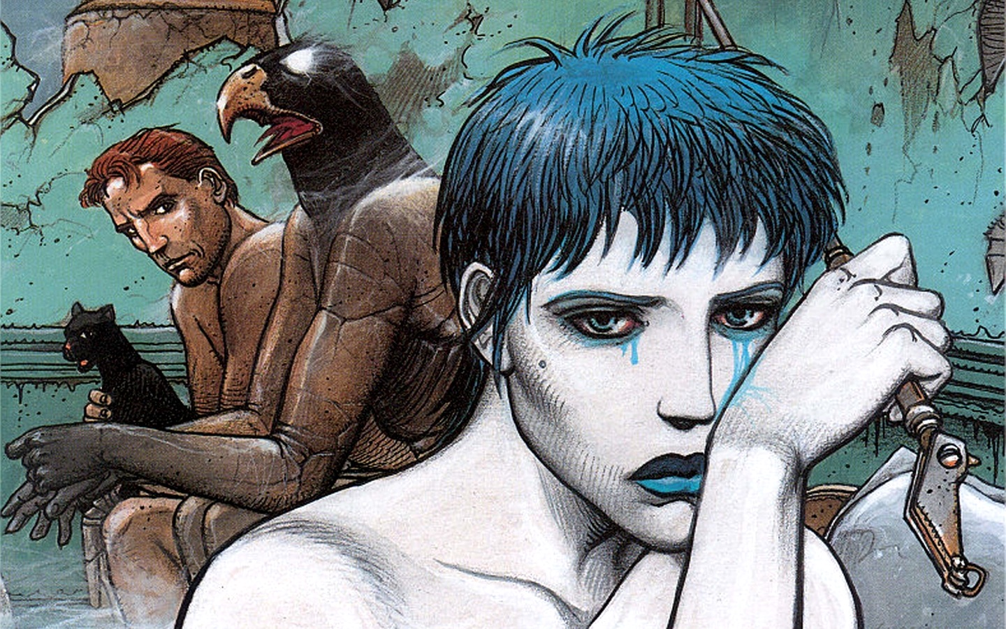 Enki Bilal Nikopol Trilogy Lady in Blue