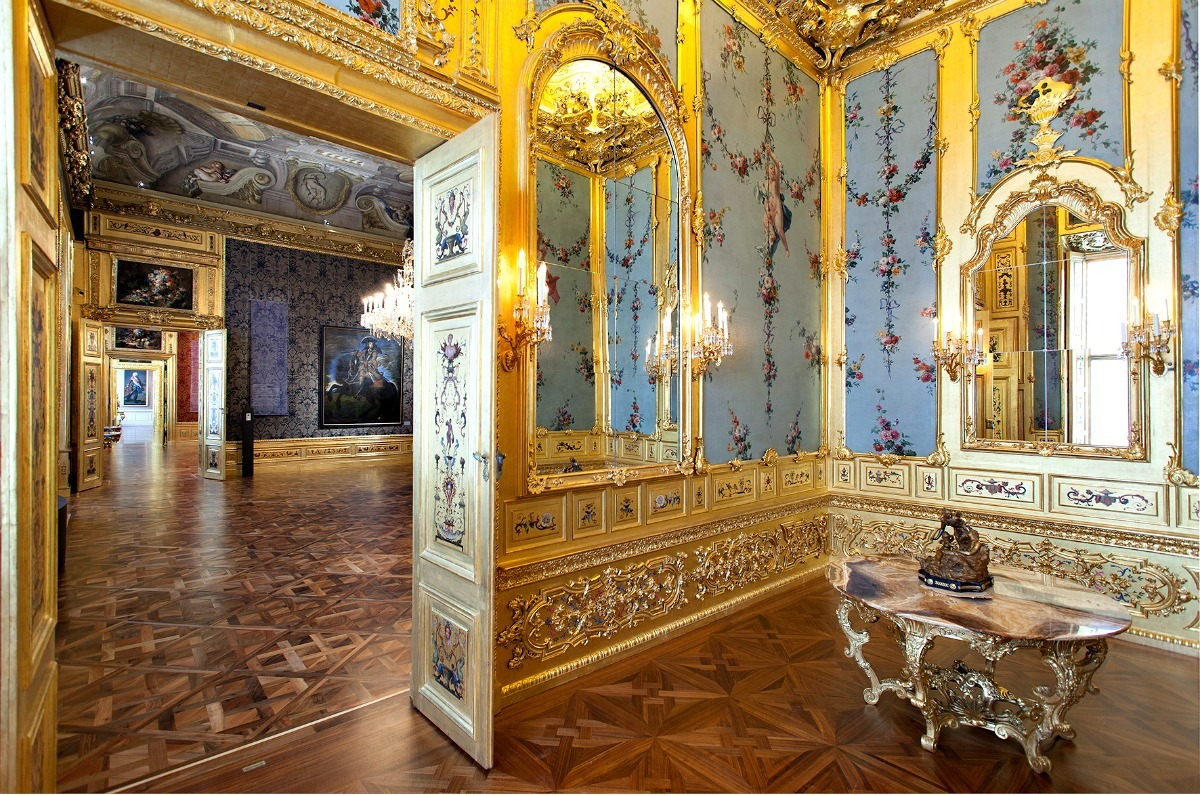 Savoy's Winter Palace
