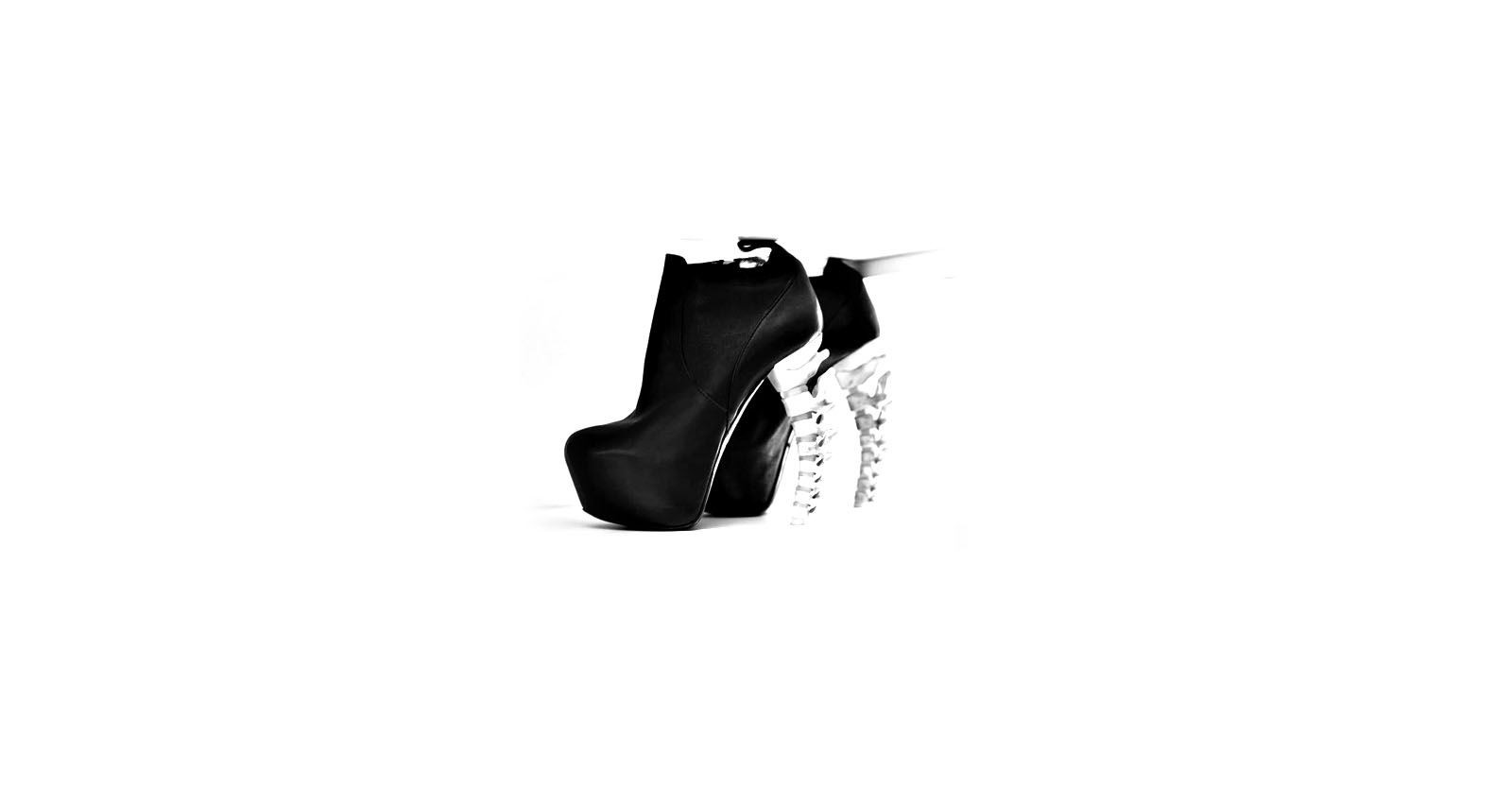 Dsquared2 Spine Heel Ankle Boots
