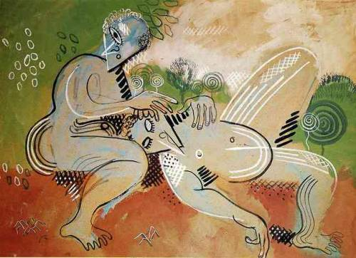Idyll, Francis Picabia