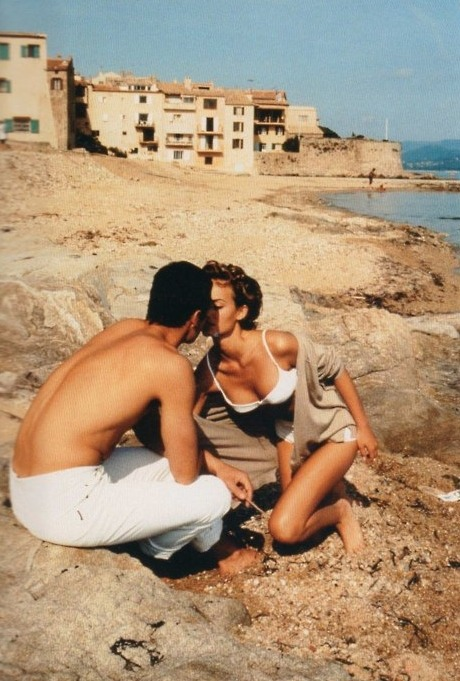 In the Spirit of St. Tropez by Henry-Jean Servat