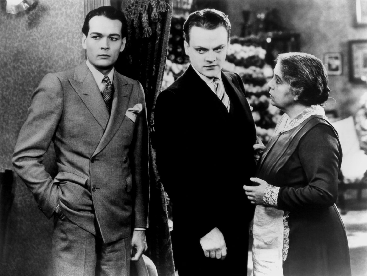 James Cagney in Public Enemy
