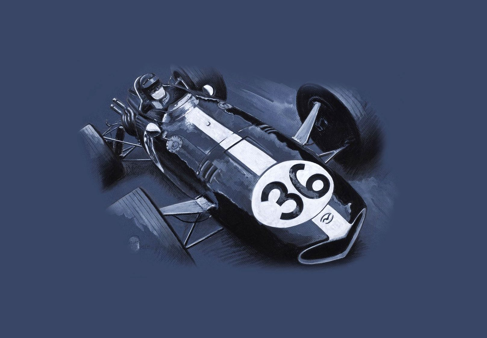 dan gurney spa gp 1967