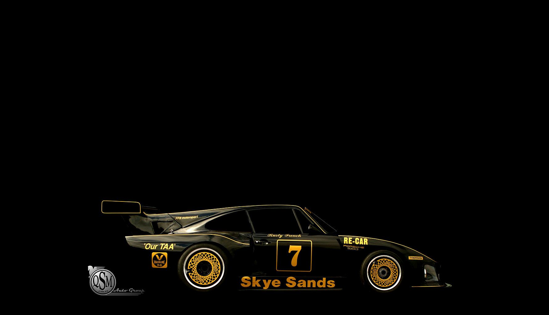 Porsche 935 with John Player Special Livery