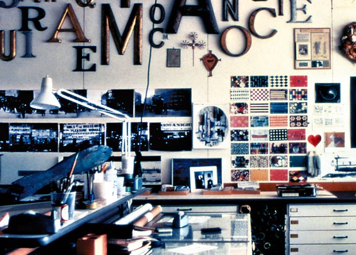 the eames office 901