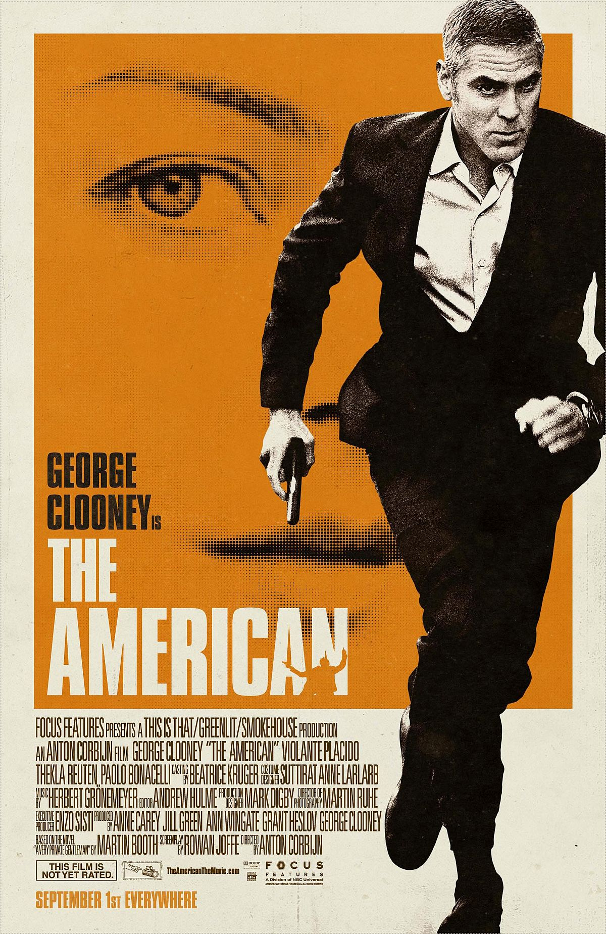 The American with George Clooney