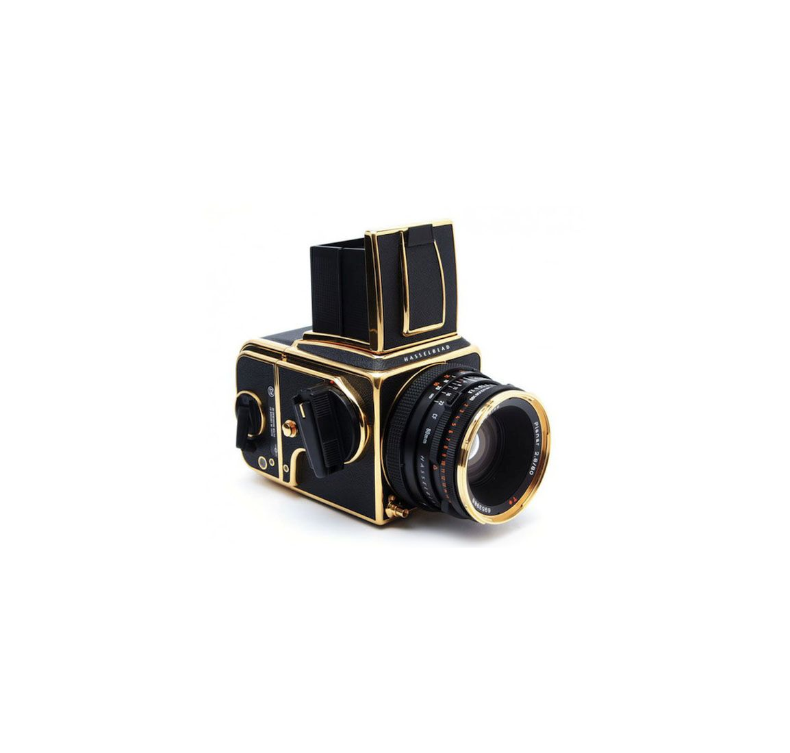 Hasselblad 503cw Gold body