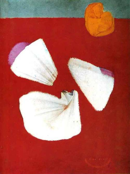 Shells and Flowers, Max Ernst