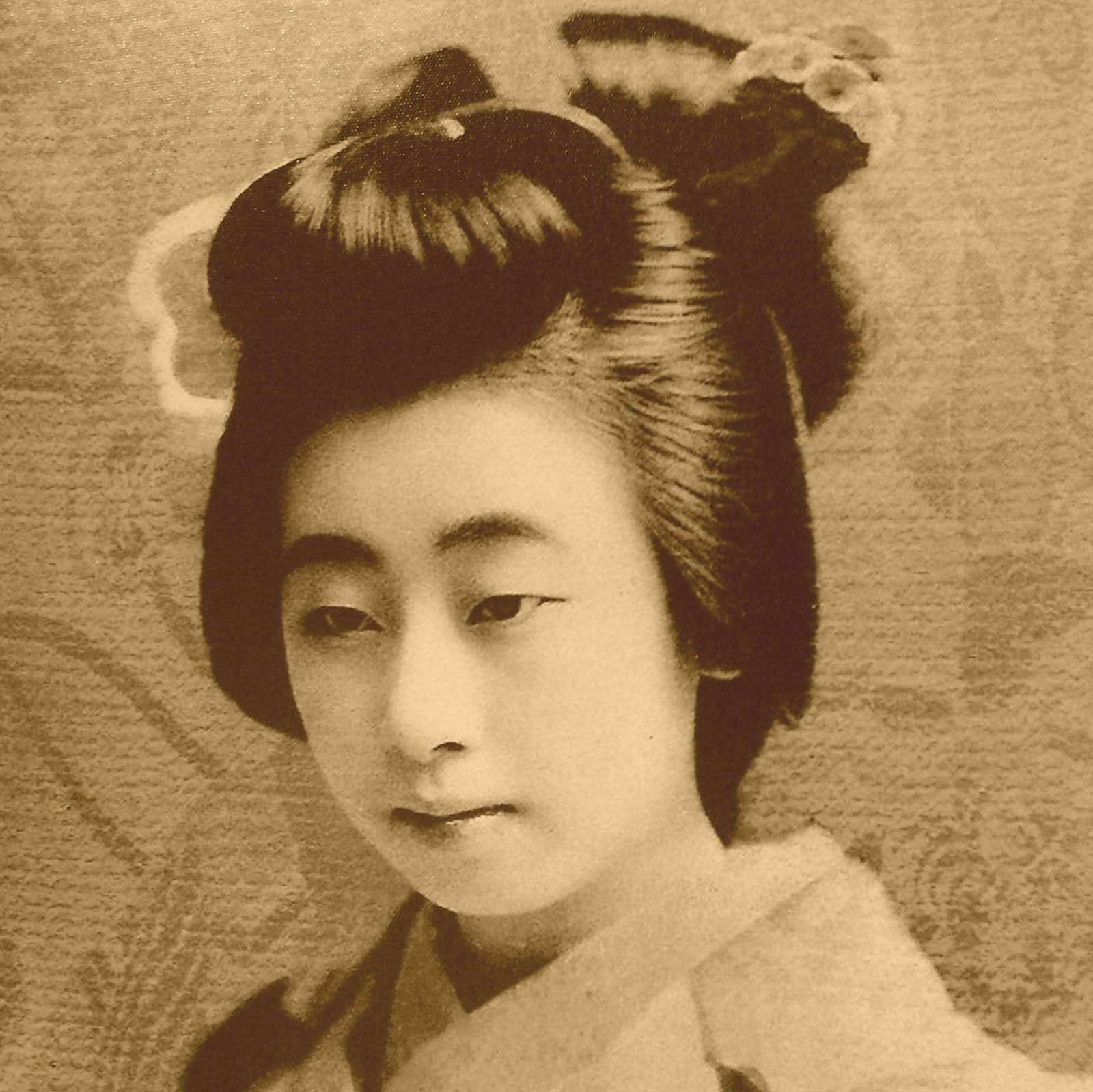 traditional geisha