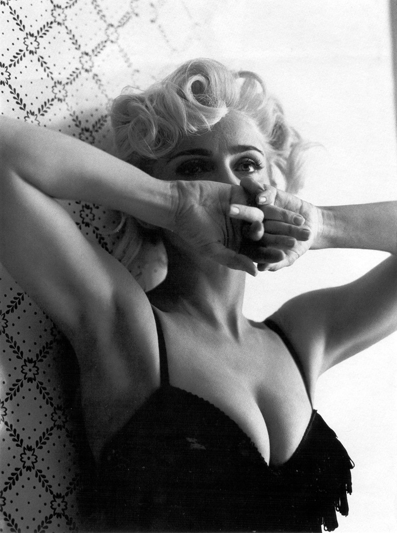 Madonna by Steven Meisel, Crazy for You