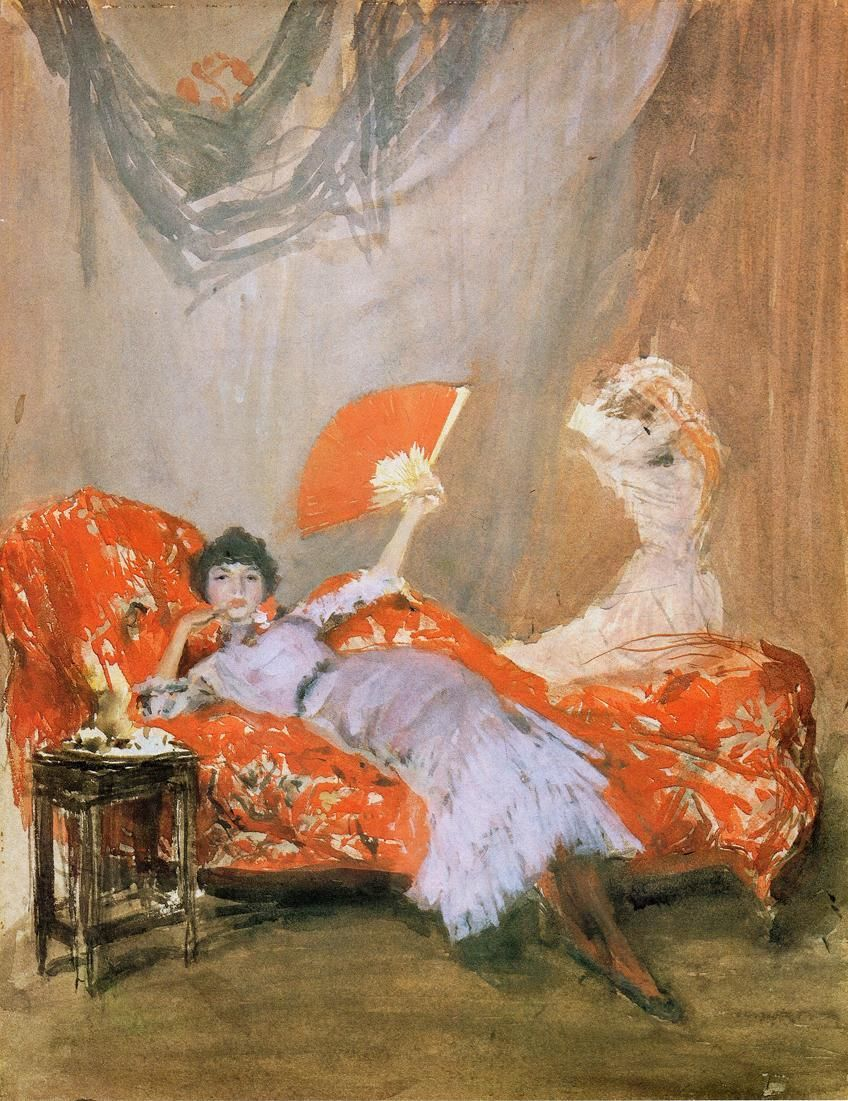 Milly Finch, James McNeill Whistler