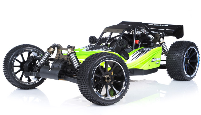 RC Offroad Buggy W/2,4 GHz
