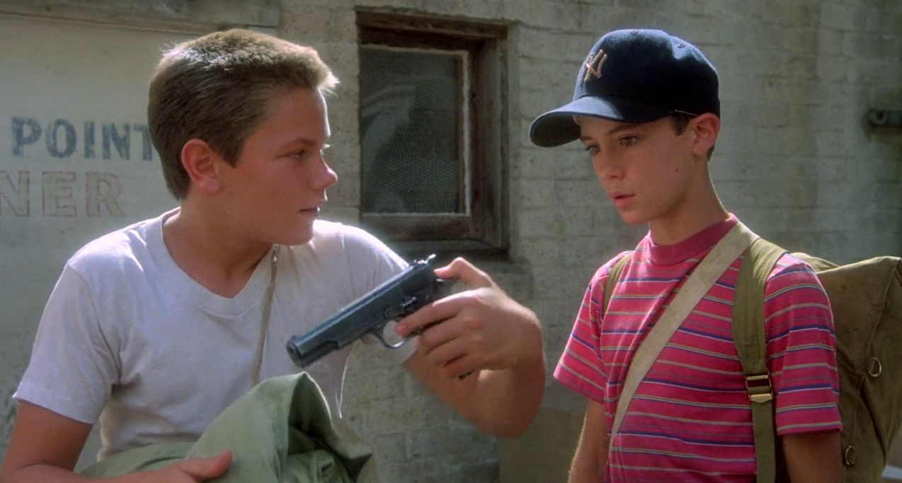 Stand By Me by Rob Reiner