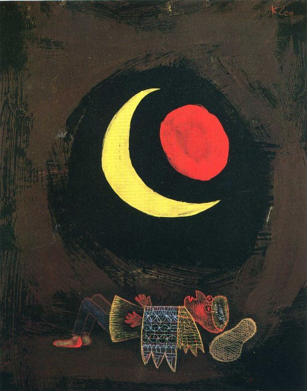 Paul Klee, Strong Dream