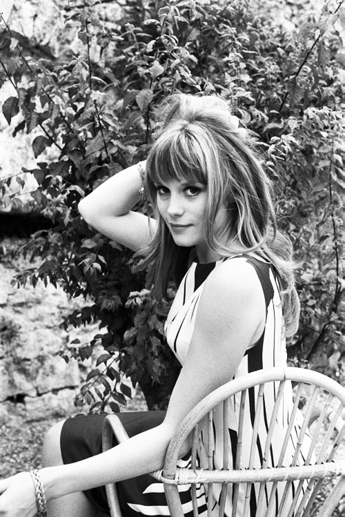 Françoise Dorléac at Cannes Film Festival