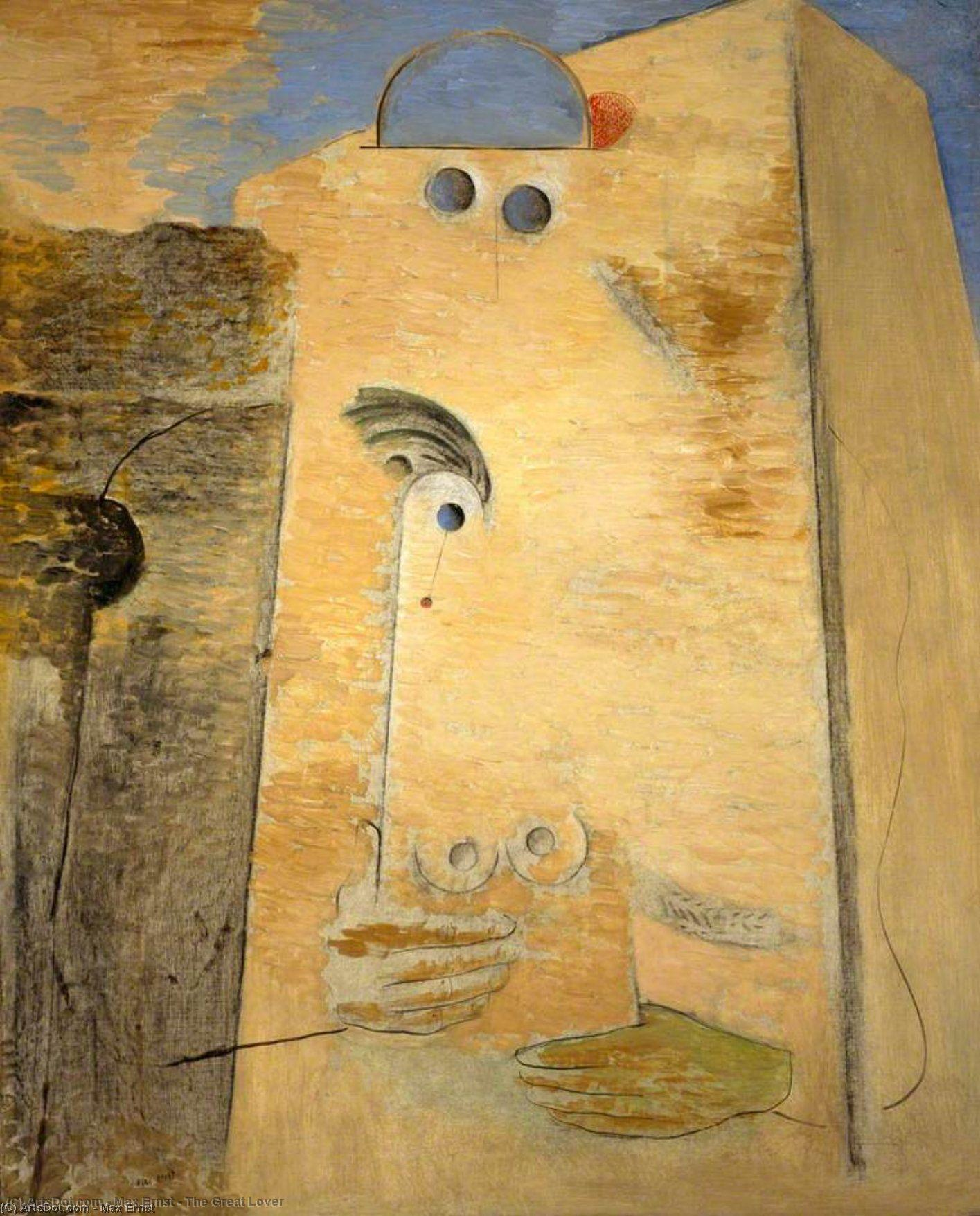 The Great Lover, Max Ernst