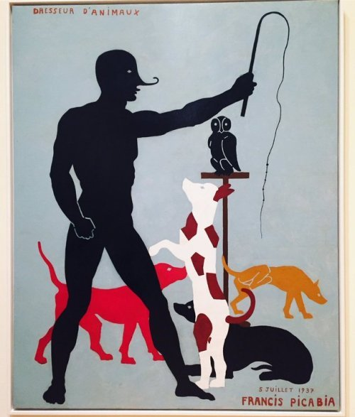 Animal Trainer, 1923, Francis  Picabia