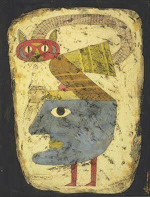 The Arch-Cat, Victor Brauner