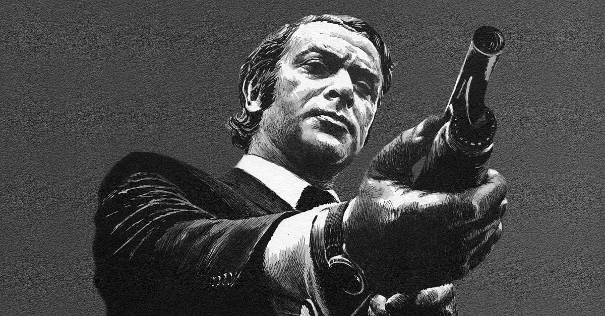 Get Carter with Michael Caine