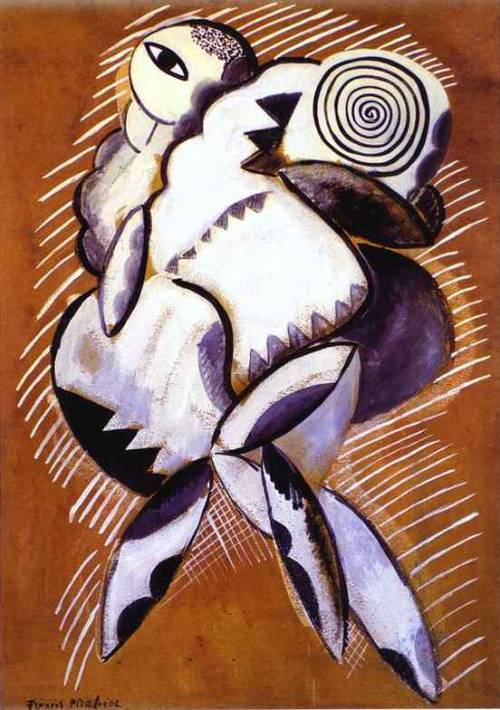 Cyclope, Francis Picabia
