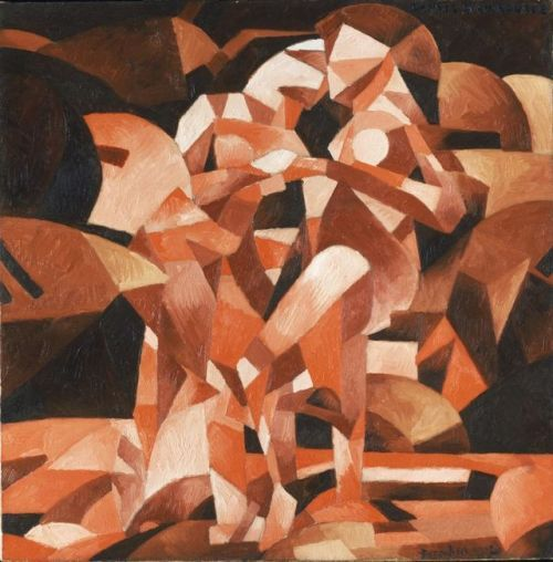 Dances at the Spring, Francis Picabia