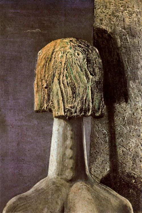 Eve, the Only One Left to Us, Max Ernst