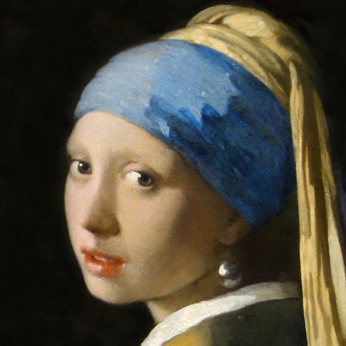 Johannes Vermeer Girl with a Pearl Ear ring