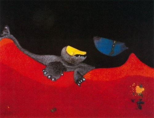 Sign for a School of Monsters, Max Ernst