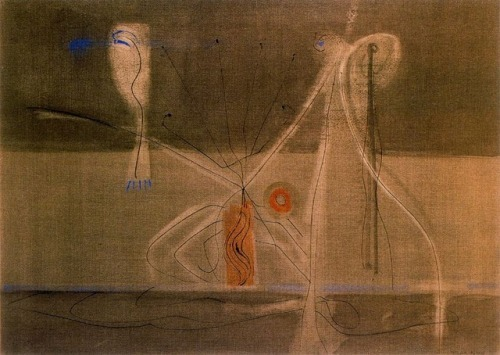 Tentacles of Memory by Mark Rothko