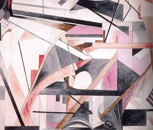 The Embarassment, 1914, Francis Picabia