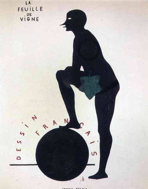 The Fig Leaf, Francis  Picabia
