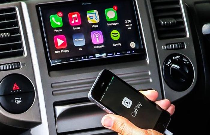 Alpine Siri Wireless Carplay