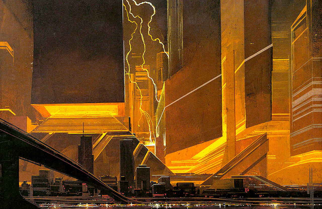 L.A. Architecture in Blade Runner