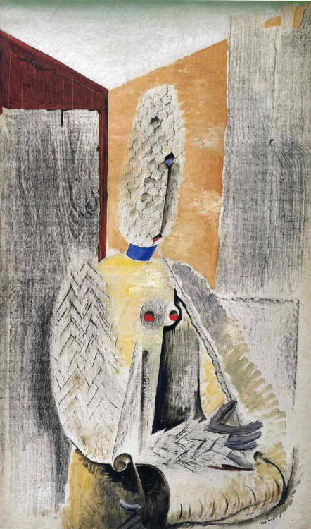 A young nude, Max ernst