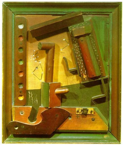 Fruit of a Long Experience, Max Ernst
